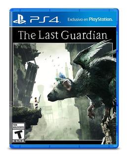 The Last Guardian Ps4 Fisico Nuevo Sellado En Español Sin Uso Playstation 4