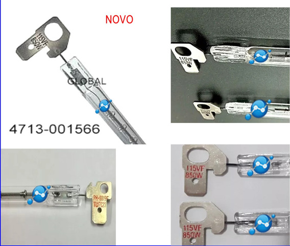 Lâmpada Fusor Samsung Scx-5637 Sl-m4070 Sl-m4020 4713-01566