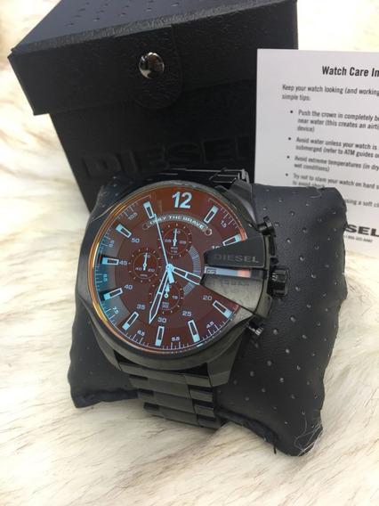 Relógio Dz4318 Camaleão Original Outlet Ab