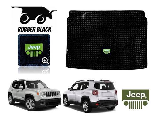 Imagen 1 de 4 de Tapete Cajuela Jeep Renegade 2017 2018 2019 2020 2021 2022