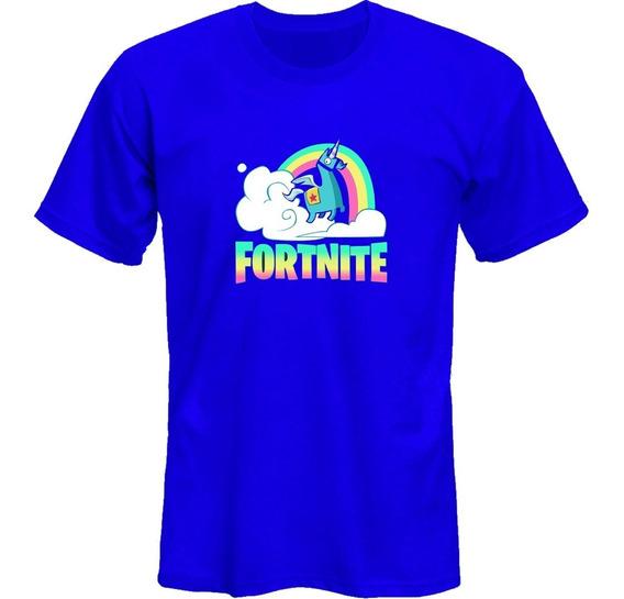 Remeras Fortnite Unicornio Video Juegos *mr Korneforos*