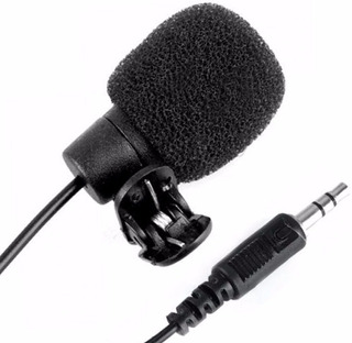 Microfone Para Celular Tipo Lapela Youtubers Android iPhone