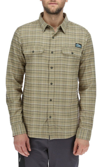 Camisa Hombre M/l Lifestyle Long Sleeve Shirt Arena Merrell