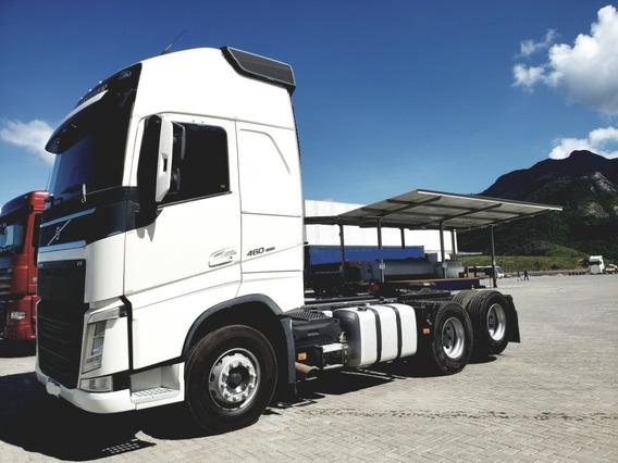 Volvo Fh460 Globet. 6x2 Ano 2015/16 = Mb, Scania, 440, 480