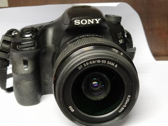 Máquina Fotográfica Sony A58