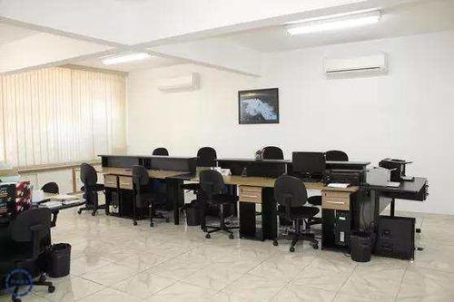 Conjunto Comercial, Centro, Santos - R$ 425 Mil, Cod: 13693 - A13693