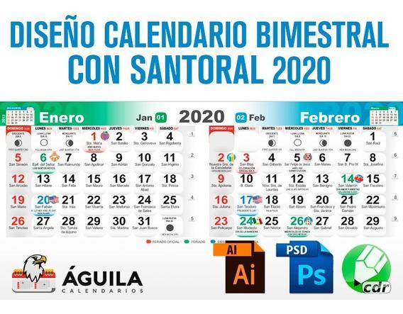 Calendario Santoral.Santoral Para Calendarios En Mercado Libre Mexico
