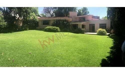 Casa De Lujo En Venta Virreyes $5,800,000.00 Dolares