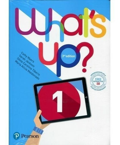 What´s Up 1 - Student´s Pack 3rd Edition - Pearson