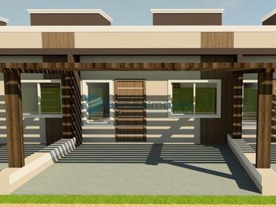Casa Residencial Em Campinas - Sp, Village Campinas - Ca01089