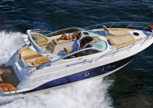 Triton 380 2x 300 Hp  Ñ Sedna 380 Evolve Phantom 400 Sessa