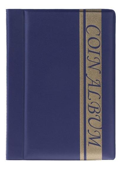 J - 120 Bolsos Moedas Album Collection Book Mini Moeda De Ar