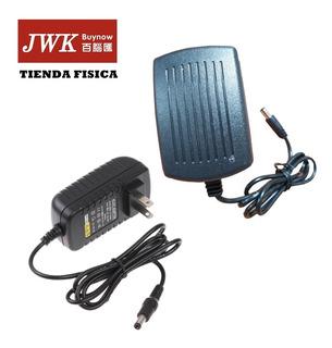 Adaptado O Cargador Transformador 12v 2 Amp 1 Amp Jwk Vision