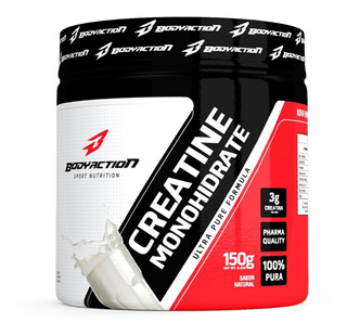 Creatina Powder Monohydrate   150g   Body Action
