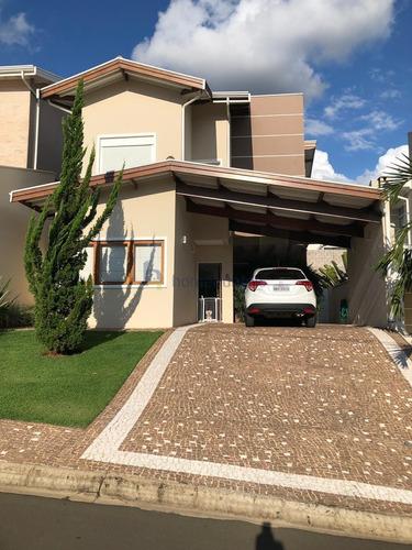 Casa Com 3 Dormitórios À Venda, 161 M² Por R$ 1.200.000,00 - Parque Rural Fazenda Santa Cândida - Campinas/sp - Ca4112