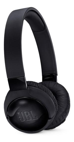 Fone De Ouvido Jbl T600bt Bluetooth Noise Cancelling Preto