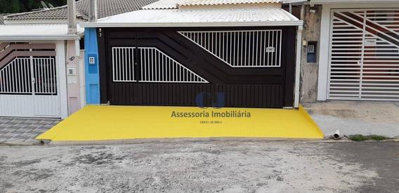 Casa Com 2 Dormitórios À Venda, 100 M² Por R$ 370.000,00 - Jardim Residencial Villa Amato - Sorocaba/sp - Ca0132