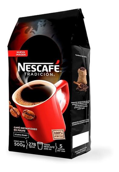 Nescafé Tradición Stabilo 500g