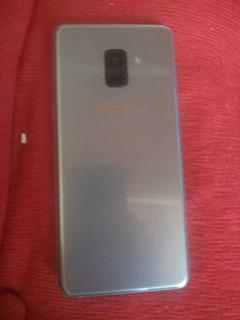 Celular Galaxy A8 Plus Samsung 2018 32gb