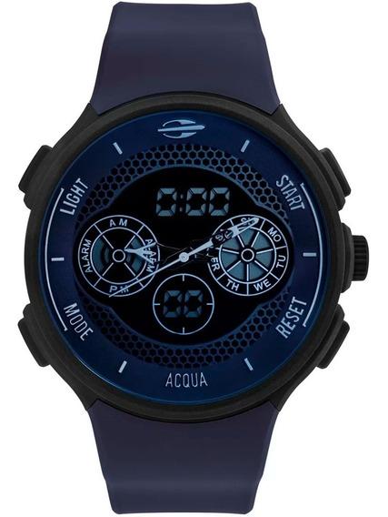 Relógio Mormaii Masculino Acqua Mo1608b/8c