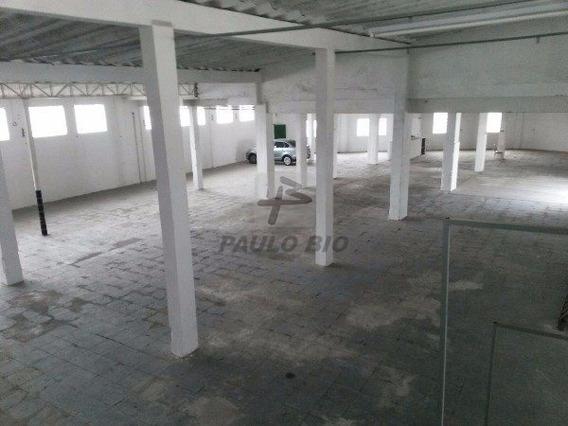 Galpao Industrial - Cidade Patriarca - Ref: 3837 - L-3837