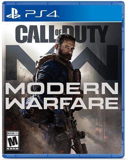 Call Of Duty Modern Warfare 2019 / Full Stock Ya! / Ps4
