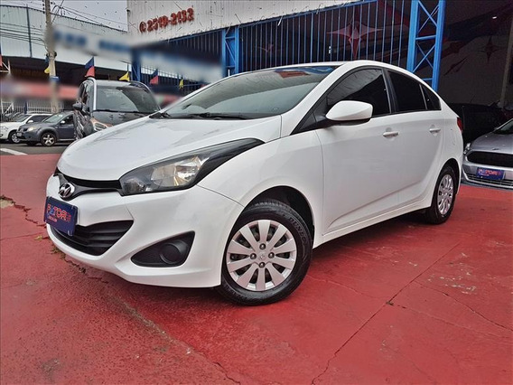 Hyundai Hb20s Hb20s 1.6 Comfort Plus 16v Flex 4p Manual 2015