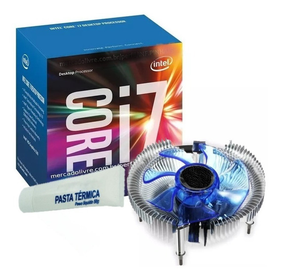 Processador Intel Core I7 3770 3.4ghz Lga 1155 Envio Rápido