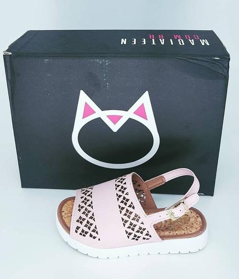 Sandalia Magia Teen Fashion 048-0182-4005 Rose