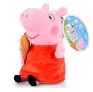 Peppa Pig 19 Cm Pelúcia-envio Imediato !