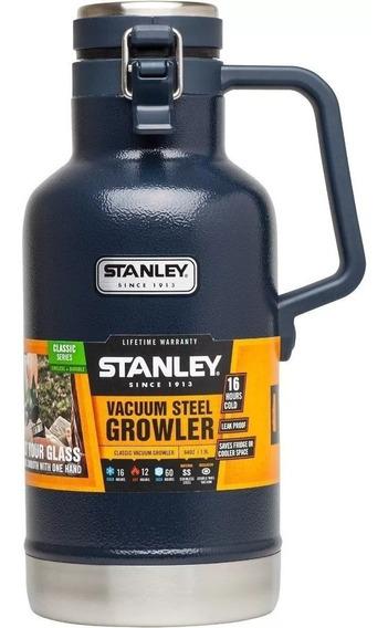 Growler Termo 1.9 L Cerveza 24 Hs Stanley Colores Mm