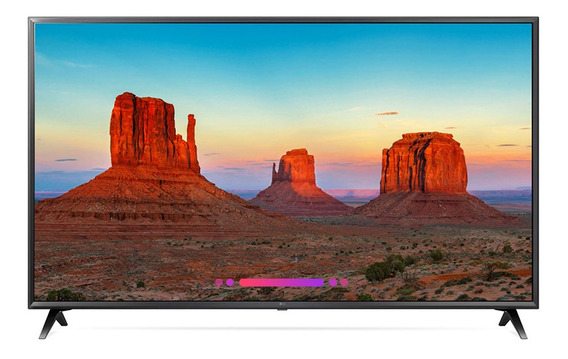"Smart TV LG 4K 43"" 43UK6300PLB"