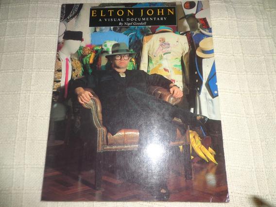Livro Elton John - A Visual Documentary