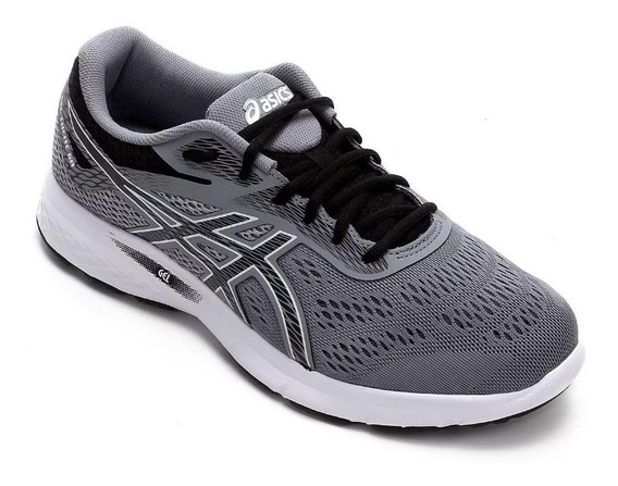 Tenis Asics Masculino Gel-excite 6 A Cinza/pto