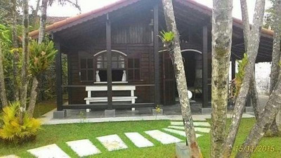 Casa Pré-fabricada Com 2 Quartos,em Itanhaém-sp
