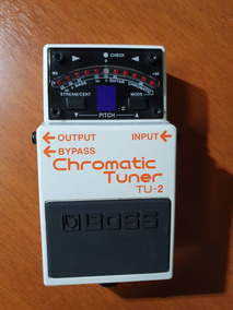 Pedal Boss Chromatic Tuner Tu-2