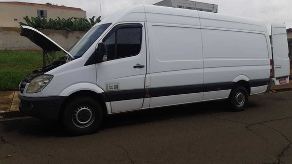 Mercedez Bens Sprinter 2012 Branco, Manual - Diesel