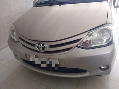 Toyota Etios Sedán Etios X 1.5 4 Portas