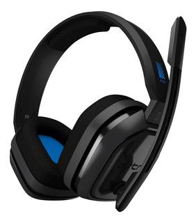 Auricular Headset Gamer Astro A10 Azul-gris Pc-ps4-xboxone-s