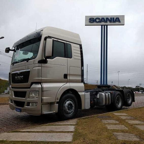 Man Tgx 28.440, 6x2, 2014 Scania Seminovos