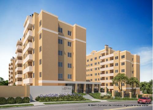 Apartamento Com 2 Dormitórios À Venda Com 98m² Por R$ 259.000,00 No Bairro Neoville - Curitiba / Pr - M2ne-snp401c