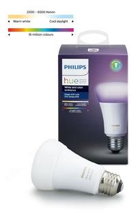 Philips Hue Foco Inteligente White Ambiance Multicolor 800lm