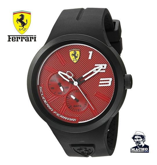 Reloj Ferrari Fxx 0830473 En Stock Nuevo Original En Caja