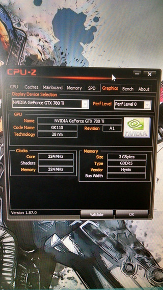 Placa De Video Evga Geforce Gtx 780ti 3gb Gddr5