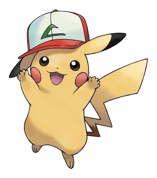 Pokemon Sun Moon - Pikachu Cap De Evento 6iv Com Boné Do Ash