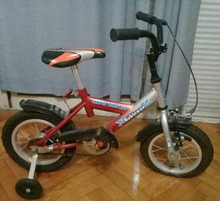 Bicicleta Robinson Rodado 12