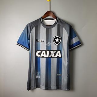 Camisa Botafogo Goleiro Jefferson Despedida Oficial