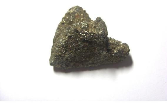 Pirita. Pedra Bruta Natural - Coleção De Minerais, Promoção.