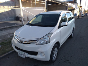Toyota Avanza 1.5 Premium At 2012