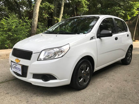 Chevrolet Aveo Emotion Gt 5p 2012